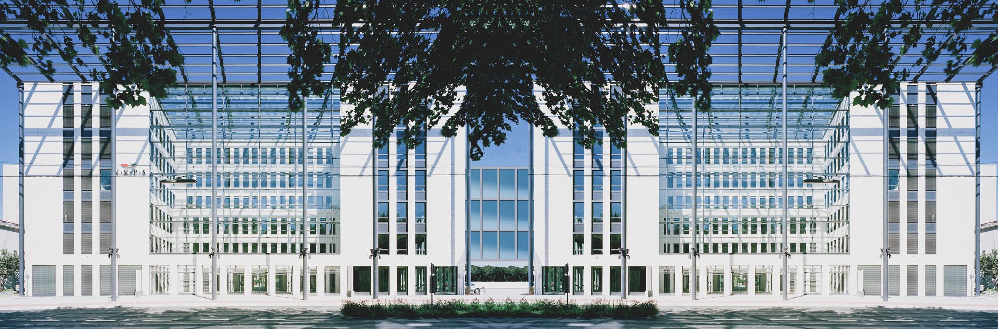 Visualisierung_office_Park_rheinlanddamm_Dortmund
